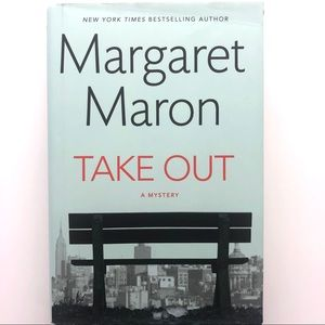 Take Out by Margaret Maron- A Mystery